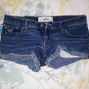 Hollister Shortie Shorts